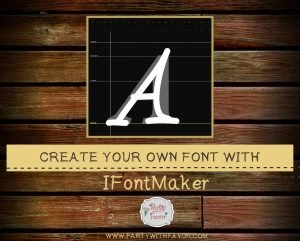 Easily Create Your Font With iFontMaker