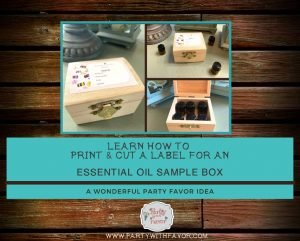 Promote Your Essential Oil Business With A Sample Box