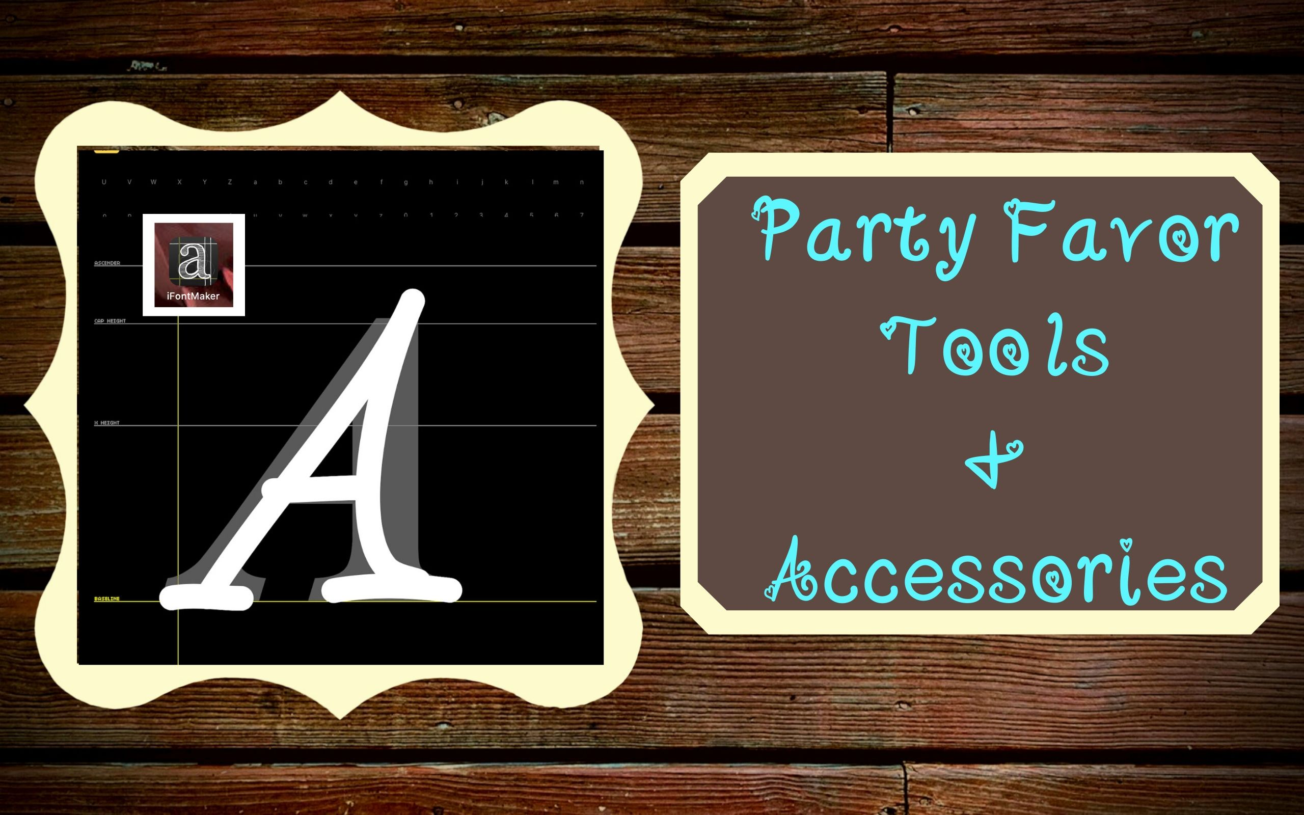 Party With Favor - DIY Party Favor Ideas Worth Keeping - Tools & Accessories