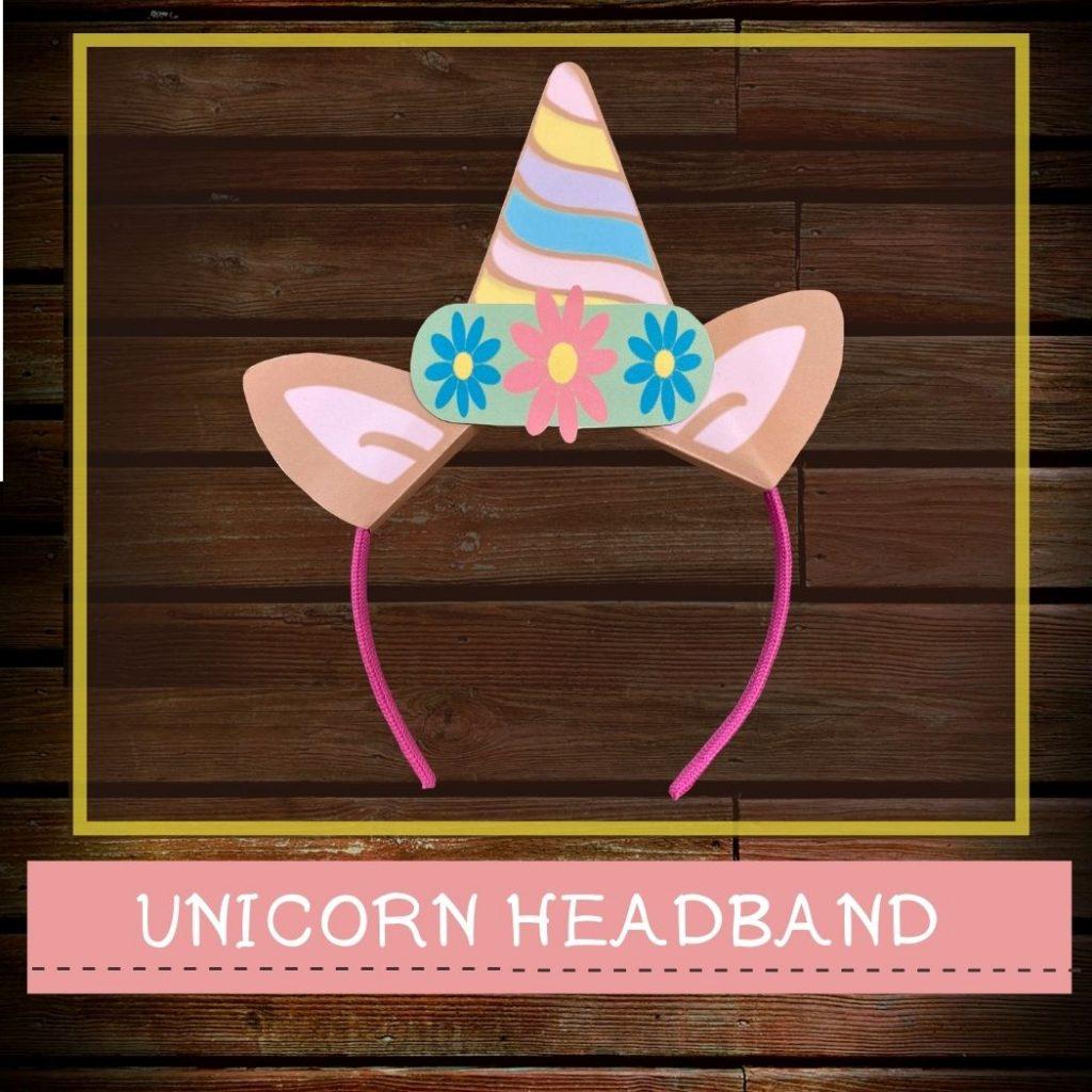 Unicorn Headband Thumbnail