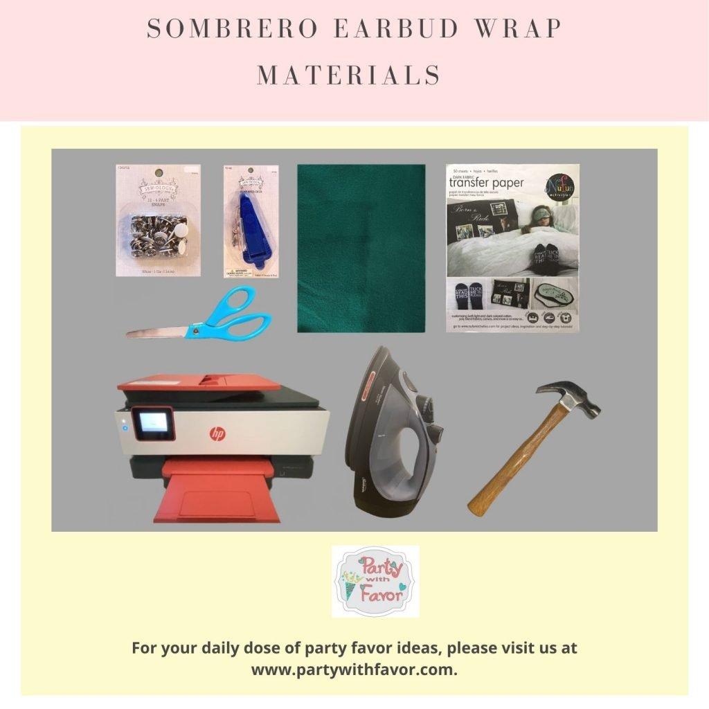 Sombrero Materials