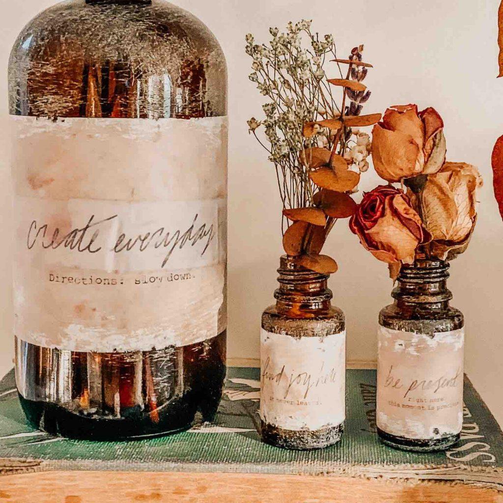 Christy Beasleys Creative Art - Bottle Wraps