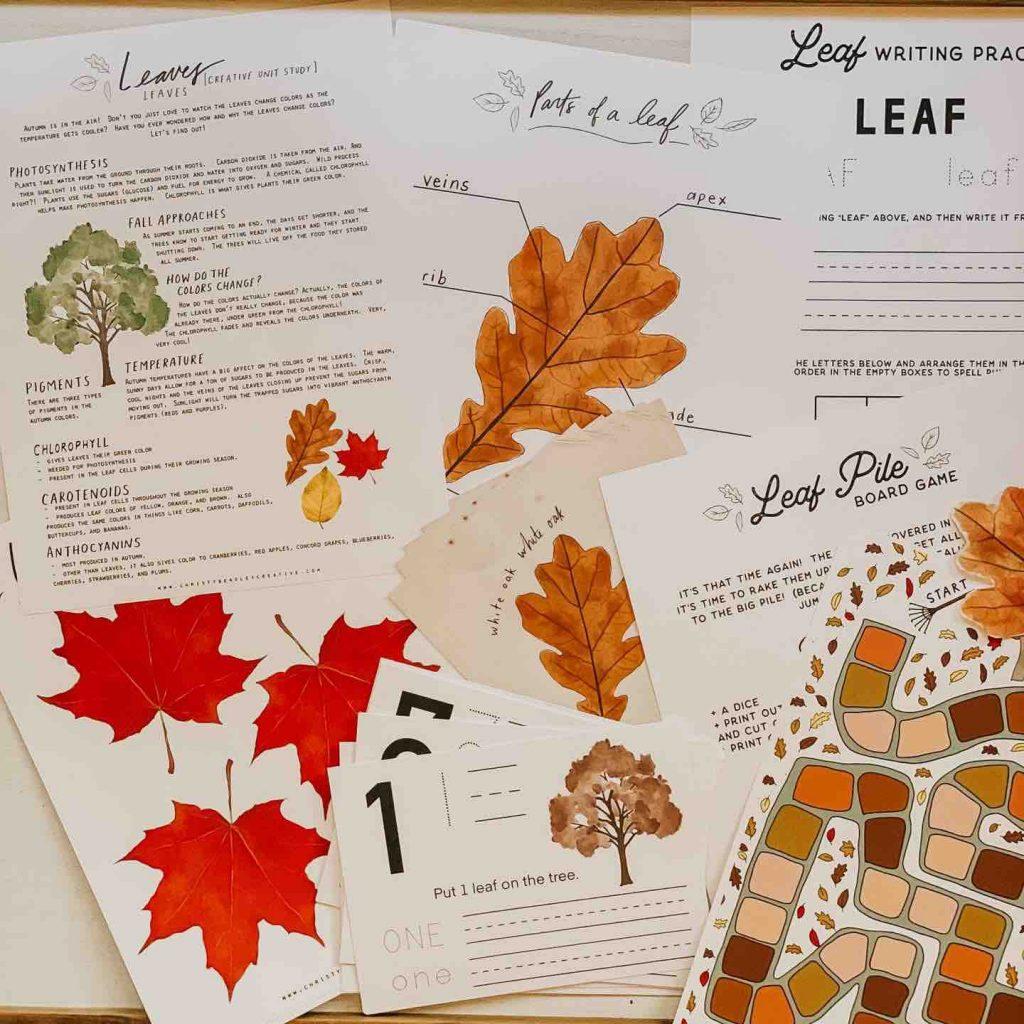 Christy Beasleys Creative Art - Fall Designs