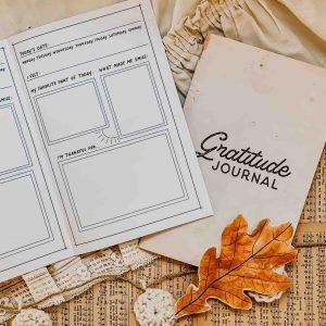Christy Beasleys Creative Art - Gratitude Journal