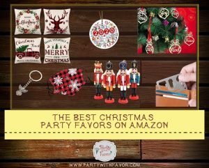 The Best Christmas Party Favors on Amazon