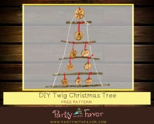 Read more about the article How to Make a Twig Christmas Tree